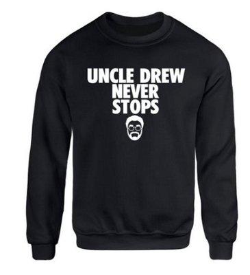 【T3】Uncle Drew Irving Curry 長袖棉衣 外套 t 騎士 棉褲 棉衣 生日禮物 球衣【M11】