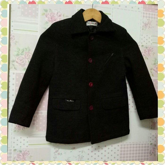 YELL win(韓製)男童毛料西裝外套