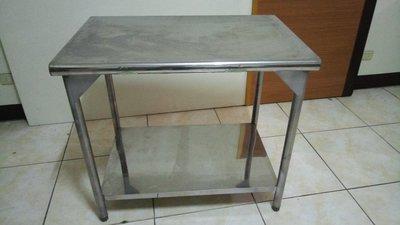 不鏽鋼工作平台(一次購買三件更優惠)