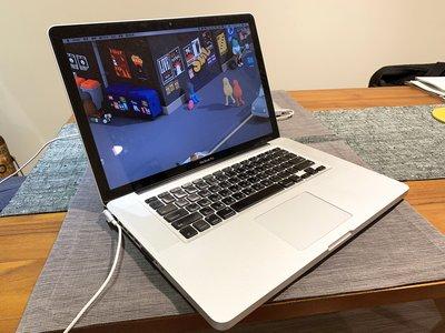 MacBook Pro 2012 i7 2.3/16G/intel ssd 730 480g+Transcend 64g