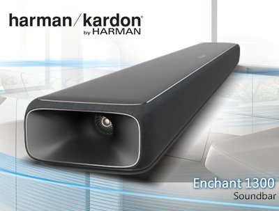 【風尚音響】harmankardon   Enchant 1300   Soundbar 劇院音響
