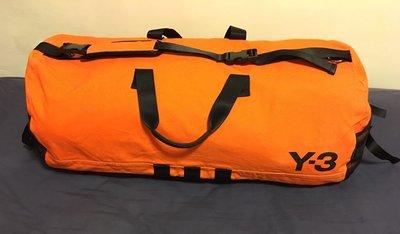 Y3旅行手提包真品購於百貨公司
