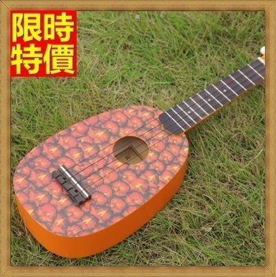 烏克麗麗 ukulele-21吋椴木合板可愛夏威夷吉他四弦琴樂器5色69x36[獨家進口][米蘭精品]