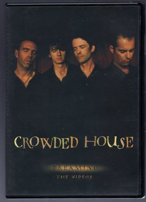 Crowded House - Dreaming: The Videos (80歐舞) B