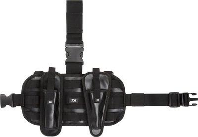 {龍哥釣具9} Daiwa  LEG HOLSTER 腿部工具帶 戰術包 工具扣帶