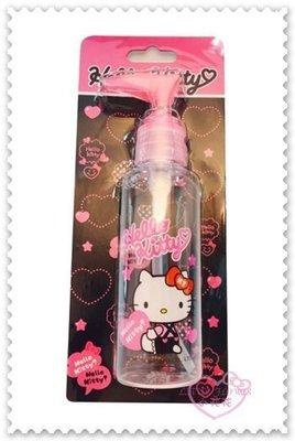 ♥小公主日本精品♥ Hello Kitty 旅行用必備 乳液 化妝水 分裝瓶 100ml 台灣製 33175409 新北市