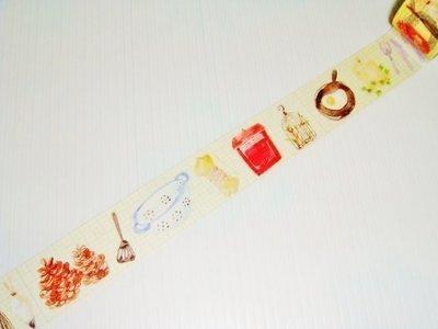 紙膠帶 台灣原創 Ours聯名設計 漢克 每一天的手帳日記 zakka Ⅱ 分裝141cm