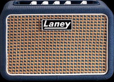 造韻樂器音響- JU-MUSIC - Laney Mini STB LION 吉他音箱 6瓦音箱 可藍芽 公司貨免運!