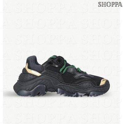 【SHOPPA】NO 21 Chunky  XX 老爸鞋 休閒鞋 18春夏 黑色