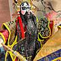 格格傳藝坊~精緻布袋戲12吋練習偶~活動手~三國劉備、關公、張飛、孔明~一尊890元~下標請備註要購買的角色