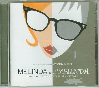 "[原聲帶-M]-""雙面瑪琳達(Melinda and Melinda)""- Various,美版(24)"