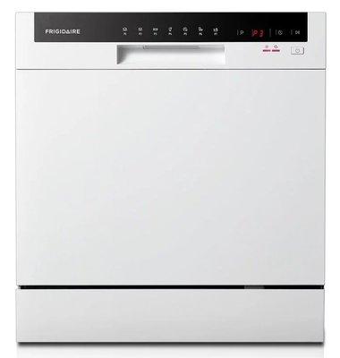 【MONEY.MONEY】Frigidaire 美國富及第 8人份 桌上型智慧洗碗機 FDW-8002TF (升級款)