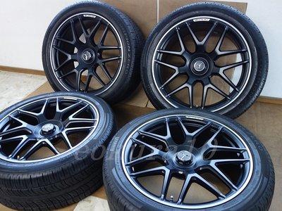 賓士~越野車~BENZ ~G-CLASS W463~22G-Mode 越野車~4個22吋鋁圈含輪胎~~胎皮不能要求賣方拆