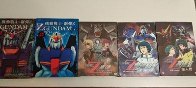 高達書加3 隻DVD