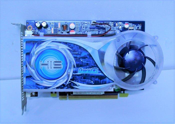 ~ 駿朋電腦 ~ HIS ATI HD4600 lceQ 1GB DDR3 PCIE 顯示卡 $300