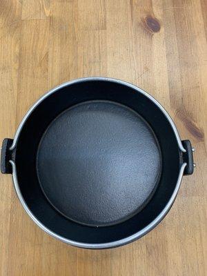 二手雙耳壽喜鍋、小火鍋