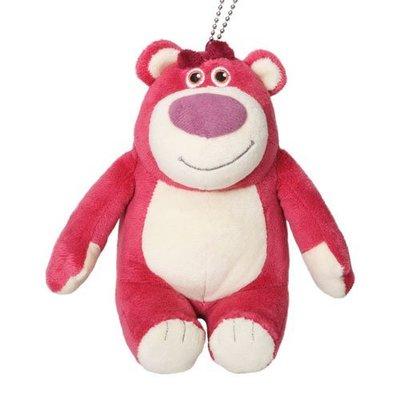 [檬檬Store]  迪士尼 草莓味熊抱哥 吊飾 真的有草莓味喔! 東京迪士尼 園區限定款 附提袋  [現貨]