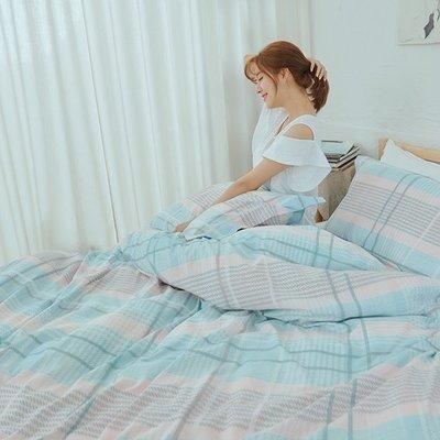 [SN]#U100#細磨毛天絲絨4.5*6.5尺(135*195cm)單人被套-台灣製(不含床包枕套)