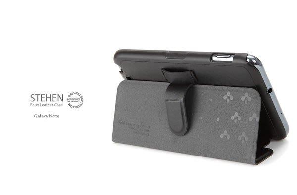 出清 韓國 SGP SAMSUNG Galaxy Note 支架 真皮 皮套 三色現貨 正版出清