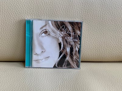 席琳狄翁 Celine Dion All The Way.. A Decade of  二手 CD 專輯 光碟 久放