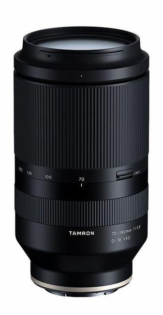【中野數位】Tamron 騰龍 70-180mm F2.8 DI III VXD A056 公司貨 預購