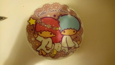 7-11 Sanrio Characters 小陶瓷碟-little Twin Star