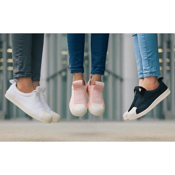 Adidas Slip On 黑 白 粉 繃帶 懶人鞋 水原希子 BY2949 BY9138 BY9137好搭 情侶鞋