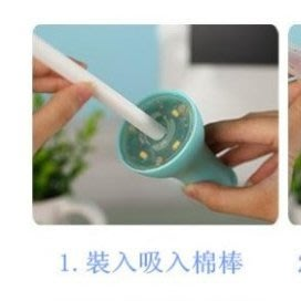 【酷瓶加濕器替換棉棒& USB二代夜燈版水瓶瓶蓋加濕器替換棉棒】替換棉棒 替換棉芯 下標處