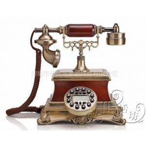 福利館◎【復古風仿電話x免運優惠中x贈USB燈】GBD-219B 奧蘭多經典款電話