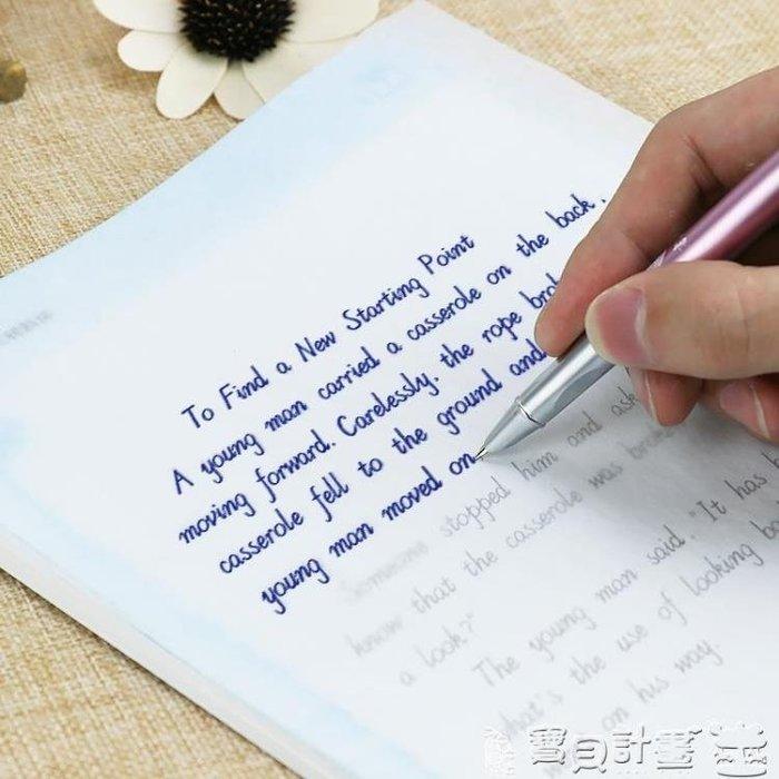 練字帖 墨點英語字帖意大利斜體手寫印刷體花體圓體哥特體成人