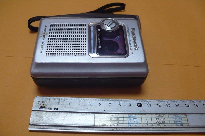 紫色小館84----------錄放音機-Panasoic