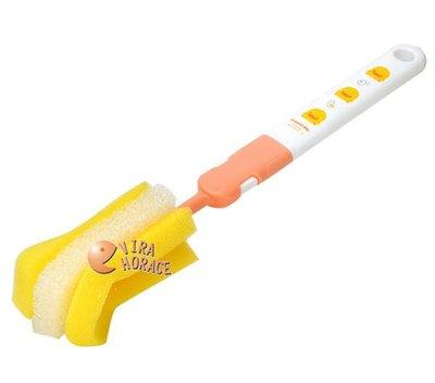 玟玟*黃色小鴨GT-83173 組合式奶瓶刷 ~ 可更換刷頭設計,省錢好選擇