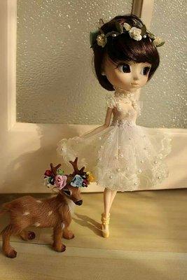 【Blythe小布】碧麗絲 手工娃衣 娃娃衣服 洋裝 裙子  普利普