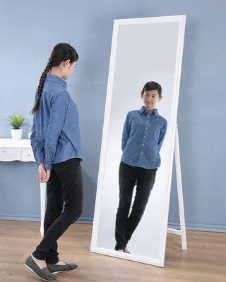 180公分超大兩用立鏡 全身鏡 壁鏡 ...