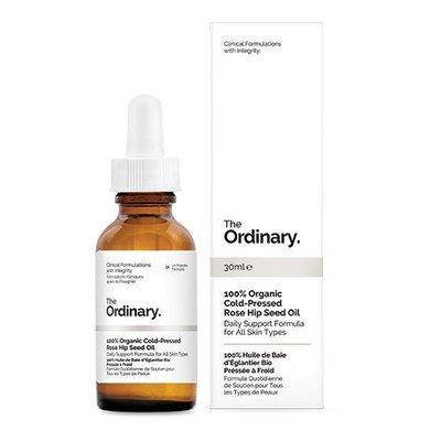 The Ordinary 100% Organic Cold-Pressed Rose Hip Seed Oil  玫瑰