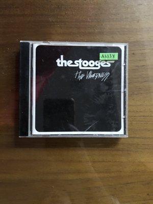 *還有唱片二館*THE STOOGES / THE WEIRDNESS 二手 A2334 (下標幫結)