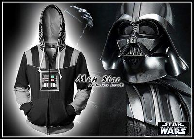 【Men Star】免運費 STAR WARS 天行者的崛起 彈力運動外套 防雨外套 星際大戰 9 風衣外套 休閒外套