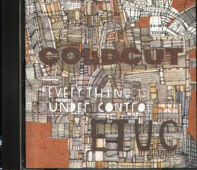 K - Coldcut - Everything Is Under Control - 日版