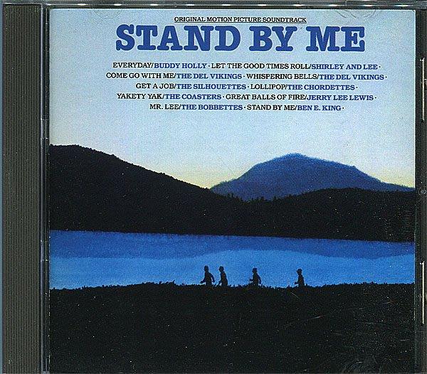 【塵封音樂盒】站在我這邊 Stand by Me 電影原聲帶  日本版