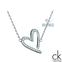 【錶飾精品】Calvin Klein CK 飾品 KJ2XWN040100 鑲鑽 女性 項鍊 短鍊 joyous歡愉系列