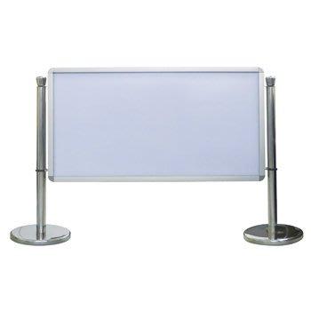 【無敵餐具】拍拍框廣告看板全組PS163(W1630xH990mmxD330mm)2入以上可洽詢優惠價【CW006】