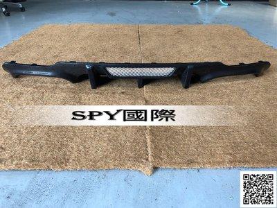 SPY國際 W204 2012-2014 後期 AMG保桿 碳纖維 後下巴