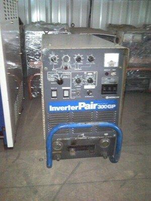 日立牌GP-1*GP-2 -300A 變頻式交/直流*電焊機*氬焊機*焊接*AC/DC焊機