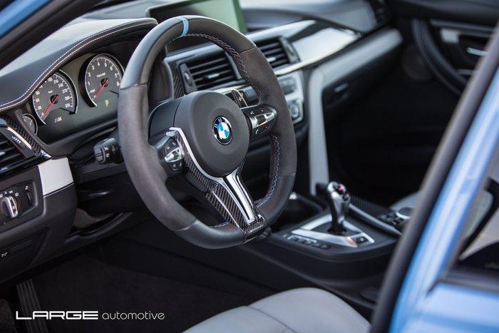 【樂駒】BMW F87 M2 M Performance 方向盤 原廠 電子 系統 改裝 套件 性能 操控 轉向