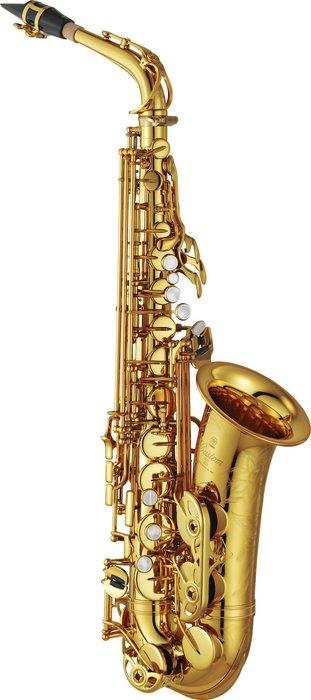 造韻樂器音響- JU-MUSIC - 全新 YAMAHA YAS-82Z 中音薩克斯風 Alto Sax