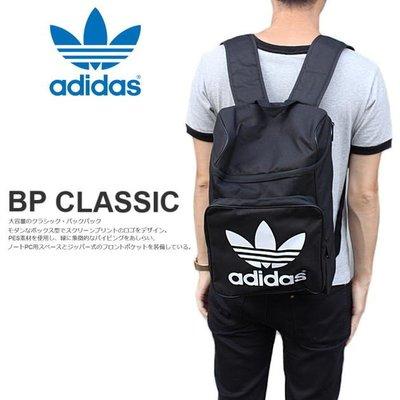 【Admonish】全新正品 Adidas F76907 BP Classic bag 經典黑白 雙肩後背包