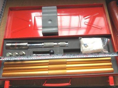 工具醫院 附3支接桿粗針 新型改良式 單粒式天篷擊釘器 竹竿槍 室內裝潢 火藥釘槍 輕鋼架擊釘器 天花板擊釘槍 天蓬釘