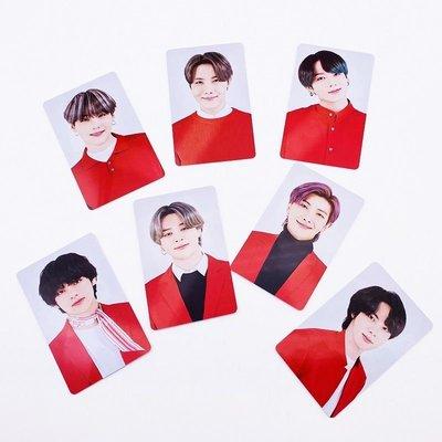 BTS防彈少年團卡片票現場演唱會門票卡公交卡周邊同款