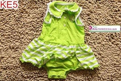 【Baby Center】美國品牌 okie dokie 女寶寶連身裙 純棉 KE5:18M.24M 特價@100