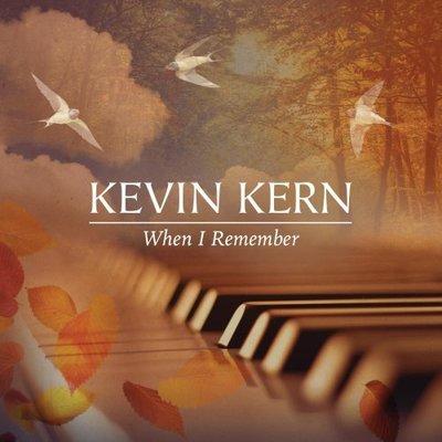 音樂居士*凱文科恩 Kevin Kern - When I Remember*CD專輯